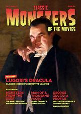 Classic Monsters Magazine Issue 14: Horror Film and Horror Movie Magazine