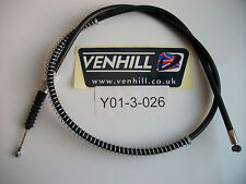 NEW VENHILL YAMAHA TY250R TY 250R CLUTCH CABLE PINKY TY250 TY250L TY 250L 250