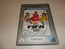 PlayStation 2  PS 2  FIFA Football 2004 (Platinum) (1)