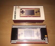 Pack Nintendo Game Boy Advance Sp Micro Mario 20th Anniversaire - Complet