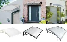 NEW DURABLE DOOR CANOPY AWNING FRONT BACK PATIO PORCH SHADE SHELTER RAIN COVER
