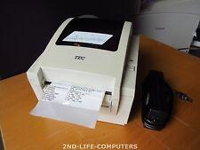 Toshiba TEC B-SV4D GS10-CGE USB 203DPI Thermo Label Drucker-TNT DPD UPS GLS DHL