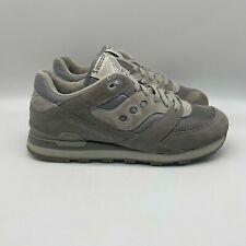 Saucony Courageous Gray Men's Running Shoes Low Top Sneakers Size 9.5 US