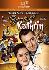 Bonjour Kathrin - mit Peter Alexander und Caterina Valente - Filmjuwelen DVD