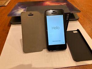 📱 Apple iPhone 5 16GB Black Unlocked Excellent Condition📱