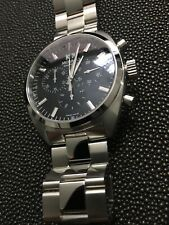 Movado Datron Chronograph Men's Watch Swiss Made Sapphire Crystal Free Shipping