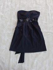 Free Fusion Target Black Strapless Dress Women's Size 10