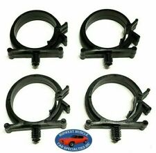 """Ford 1-1/2"""" Engine Dash Lights Wiring Harness Routing Clamp Clip 4pcs RH"""