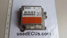 AUDI A6 C5 AIRBAG CONTROL MODULE BOSCH, 4B0959655M, 0285001432