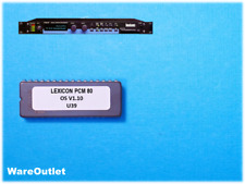 Lexicon PCM80 OS V 1.10 Update / Upgrade Firmware EPROM