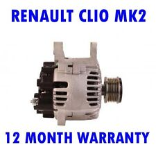RENAULT CLIO MK2 MK II 1.5 DCI 2001 2002 2003 2004 2005 - 2015 rmfd ALTERNATORE