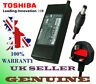 GENUINE TOSHIBA LAPTOP ADAPTER CHARGER PA-1750-09 PA3468E-1AC3 19V 3.95A + CABLE