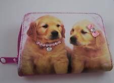 Wallet coin purse Labs Santa Buddies Bling Pink Id Credit card holder