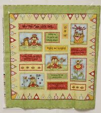 God Gave Me You Girl Fabric by Henry Glass  Fat Quarter