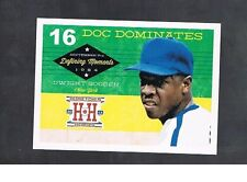 DWIGHT GOODEN #DM7 METS Defining Moments 2013 panini Hometown Heroes