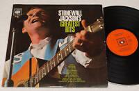 STONEWALL JACKSON:LP-COUNTRY 1° PRESS UK 1965 MONO EX