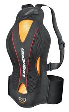 DRIRIDER Evolution Motorcycle Back Protector With D3o Size Small / Medium
