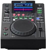 DJ USB Media Player With MIDI & HID - GEMINI