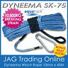 45M x 10mm DYNEEMA SK75 SYNTHETIC WINCH ROPE-ATV/4x4/SUV Recovery Snatch Strap