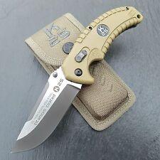 RUI Jungle Companion Messer   Einhandmesser  Taschenmesser + Etui