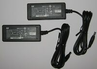 2 X 5 V DC - 2 Amp HP Power Adapter / Compact Charger - 4 mm Plug - L2056-60001