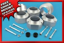 "1989-1998 Suzuki Sidekick Aluminum 2"" F + 2"" R Coil Spacer Leveling Lift Set"