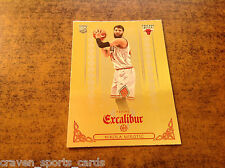 2014-15 Panini Excalibur Nikola Mirotic Foil Rookie Card #194 Chicago Bulls