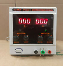 ATTEN APS3005S REGULATED DC POWER SUPPLY 0-5A 0-30V