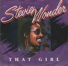 """Stevie Wonder-that girl.7"""""""