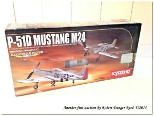 Kyosho P-51d Mustang M24 ARF #1