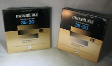 MAXELL UD XLII 35-90 EE RECORDING TAPE 1800' Brand New Sealed Listing is 1 Tape