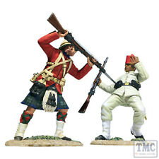 B27064 W.Britain Pressing Home with Steel 2 Piece Set War Along the Nile