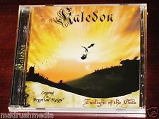Kaledon: Chapter IV - Twilight Of The Gods CD 4 2006 Universal Metal UM-0001 NEW