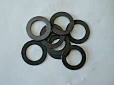 Set of 10 washers for 5/8 screws. New.