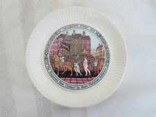 """Wedgwood 1973 Children's Stories The Emperor's New Clothes Collector Plate 6"""""""