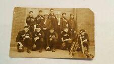 VINTAGE RPPC BASEBALL TEAM POSTCARD HARTLAND MINNESOTA (1907-1915)