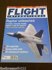 FLIGHT INTERNATIONAL - RAPTOR UNLEASHED - JUNE 5 2007