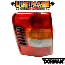 Tail Light Lamp w/Circuit Board Drivers Left for 02-04 Jeep Grand Cherokee