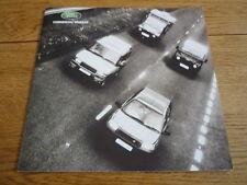 Land Rover vehículos comerciales folleto 2002, Jm