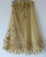 Brand New Twin Set by Simona Barbieri Bandeau Dress, Size S, in Nude Colour