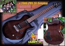 Paul Reed Smith 06 SE-Soapbar/Mahogany 2006 Electric Guitar w/GIG Bag F/S J1
