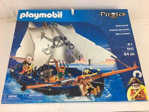 PLAYMOBIL PIRATE CORSAIR 5810