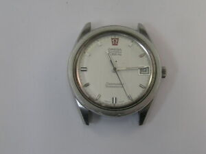 Vintage Omega Seamaster Chonometer F300hz Watch 198.001 Cal 1250