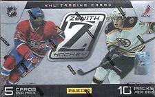 2010-11 Zenith Factory Sealed Hockey Hobby Box Taylor Hall  Tyler Seguin RC's ??