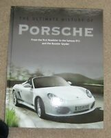 Cars Ultimate History: Porsche by Parragon Book Service Ltd (Hardback, 2010)