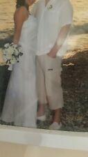 Betsy and adam dress white.  Wedding dress?