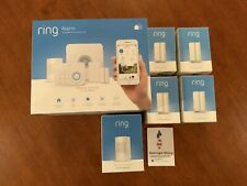 New Ring Alarm Wireless 10-Piece Home Security Kit System Alexa