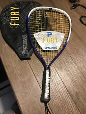 Brand New Spalding Fury Performance Series Racketball Raquet Racket Xs Oversized