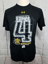 Under Armour Wichita State Shockers Sz Small Heat Gear Shirt