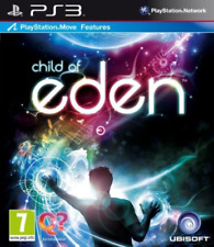 PS3-Child of Eden (Move Compatible) /PS3  GAME NUEVO